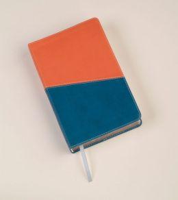 KJV Kids Study Bible, Terra Cotta/Blue