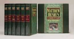 Matthew Henry's Commentary on the Whole Bible : Complete and Unabridged in 6 Volumes