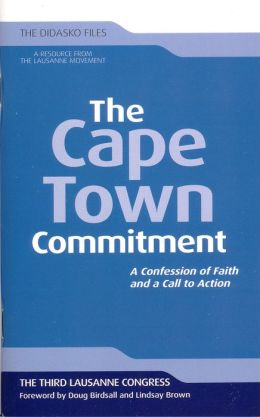 The Cape Town Commitment, A Confession of Faith and a Call to Action