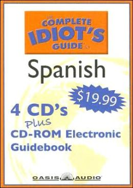 The Complete Idiot's Guide to Spanish: Program 1