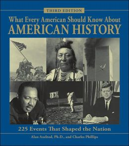 What Every American Should Know About American History: 225 Events that Shaped the Nation