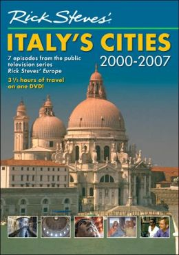 Rick Steves' Italy's Cities DVD 2000-2007