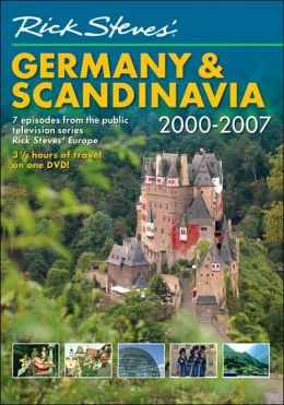 Rick Steves' Germany and Scandinavia DVD 2000-2007
