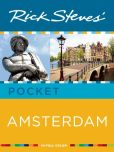 Book Cover Image. Title: Rick Steves' Pocket Amsterdam, Author: Rick Steves