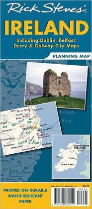 Rick Steves' Ireland Map