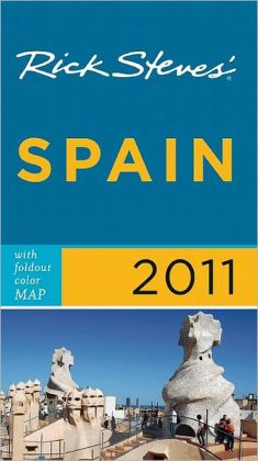 Rick Steves' Spain 2011 with map