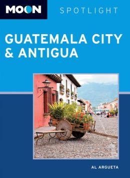 Moon Spotlight Guatemala City and Antigua