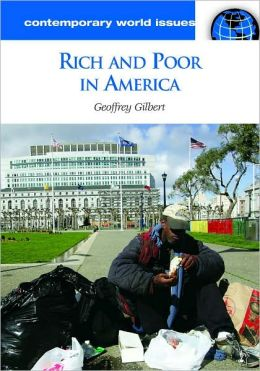 Rich And Poor In America