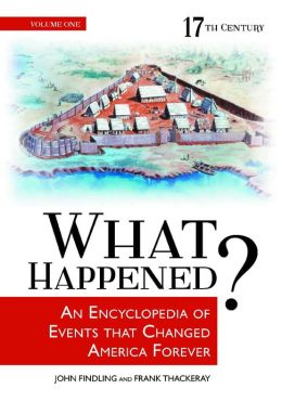 What Happened? An Encyclopedia of Events That Changed America Forever [4 volumes]