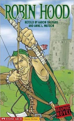 Robin Hood (Graphic Revolve Series)
