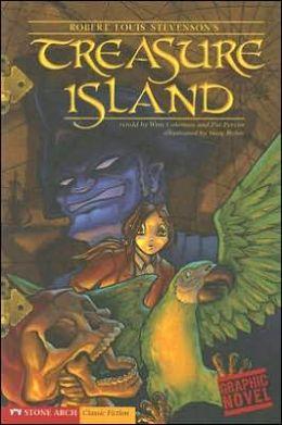 Treasure Island (Graphic Revolve Series)