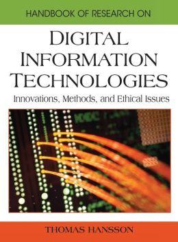 Handbook Of Research On Digital Information Technologies