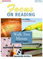 Walk Two Moons- Focus on Reading