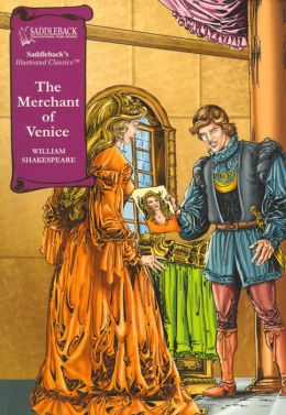 The Merchant of Venice- Graphic Shakespeare-Book