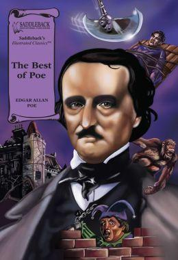 The Best of Poe (Saddleback's Illustrated Classics Series)