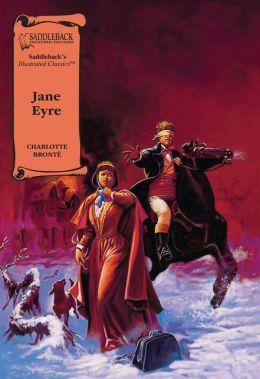 Jane Eyre (Saddleback's Illustrated Classics)