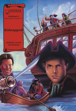 Kidnapped (Saddleback's Illustrated Classics)