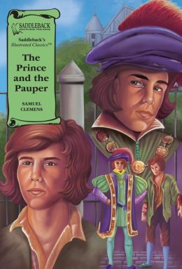 The Prince and the Pauper (Saddleback's Illustrated Classics)
