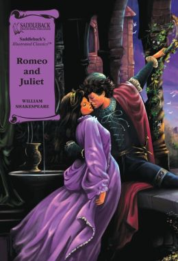 Romeo and Juliet (Saddleback's Illustrated Classics)