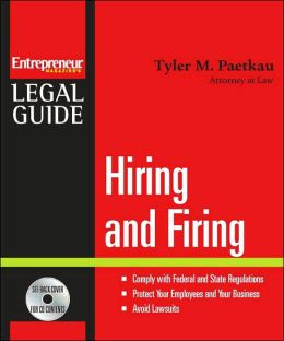 Hiring and Firing