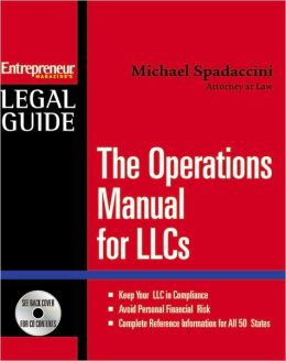 The Operations Manual for LLCs