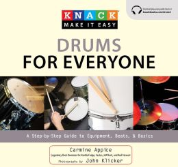 Knack Drums for Everyone: A Step-by-Step Guide to Equipment, Beats, and Basics