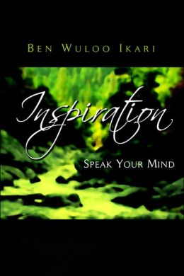 Inspiration: Speak Your Mind