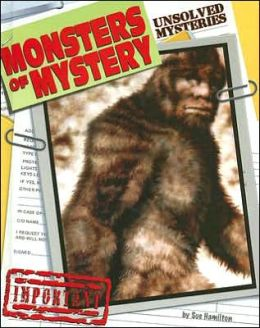 Monsters of Mystery
