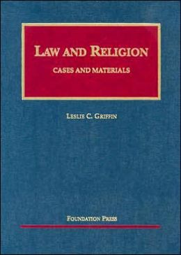 Law and Religion:Cases and Materials