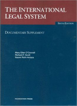The\International Legal System, 6th, Documentary Supplement