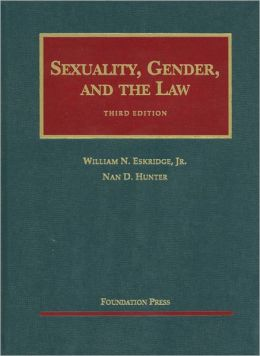 Sexuality, Gender and the Law