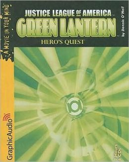 The Green Latern - Hero's Quest: Justice League of America