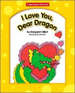 I Love You, Dear Dragon (LIBRARY EDITION)