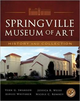 Springville Museum of Art Guidebook