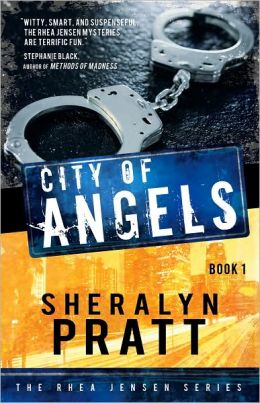 The Rhea Jensen Series Book 1: City of Angels