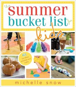 The Summer Bucket List for Kids