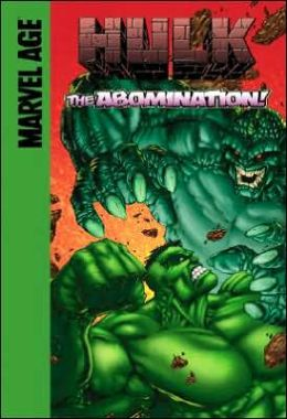 Marvel Age Hulk: The Abomination!