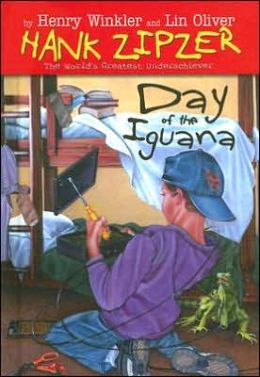 Day of the Iguana (Hank Zipzer Series #3)