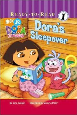 Dora's Sleepover (Dora the Explorer Ready-to-Read Series #12)