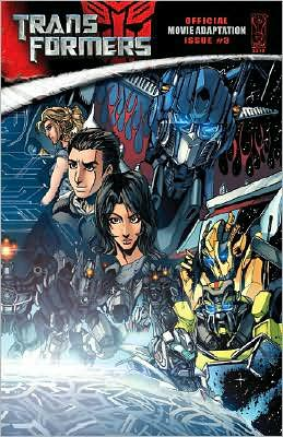Transformers Official Movie Adaptation Issue #3