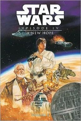 Star Wars Episode IV: A New Hope: Vol 1