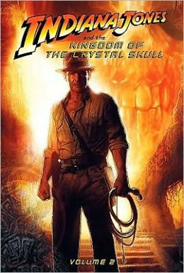 Indiana Jones and the Kingdom of the Crystal Skull, Volume 2
