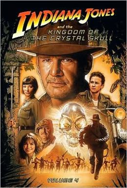 Indiana Jones and the Kingdom of the Crystal Skull, Volume 4