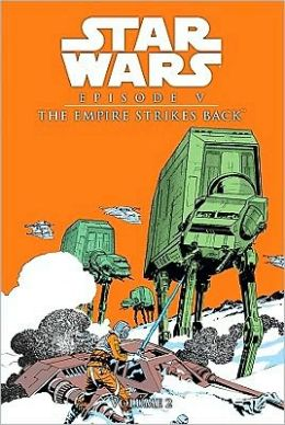 Star Wars Episode V: The Empire Strikes Back, Volume 2