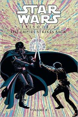 Star Wars Episode V: The Empire Strikes Back, Volume 4