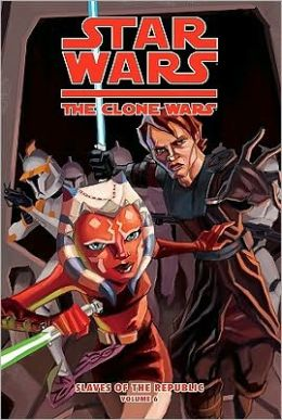 Star Wars The Clone Wars: Slaves of the Republic, Volume 6: Escape from Kadavo