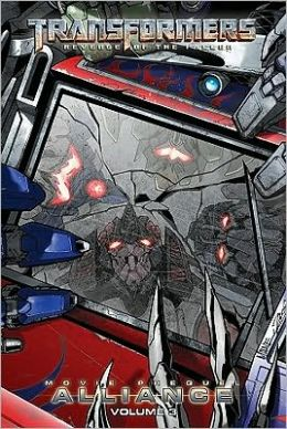Transformers: Revenge of the Fallen: Alliance, Volume 3 (LIBRARY EDITION)