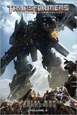 Transformers: Revenge of the Fallen: Official Movie Adaptation, Volume 3