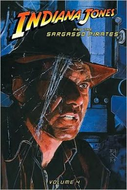 Indiana Jones and the Sargasso Pirates, Volume 4
