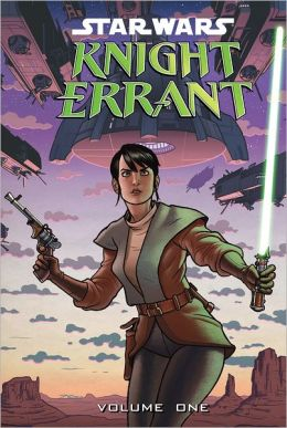 Star Wars Knight Errant: Aflame #1